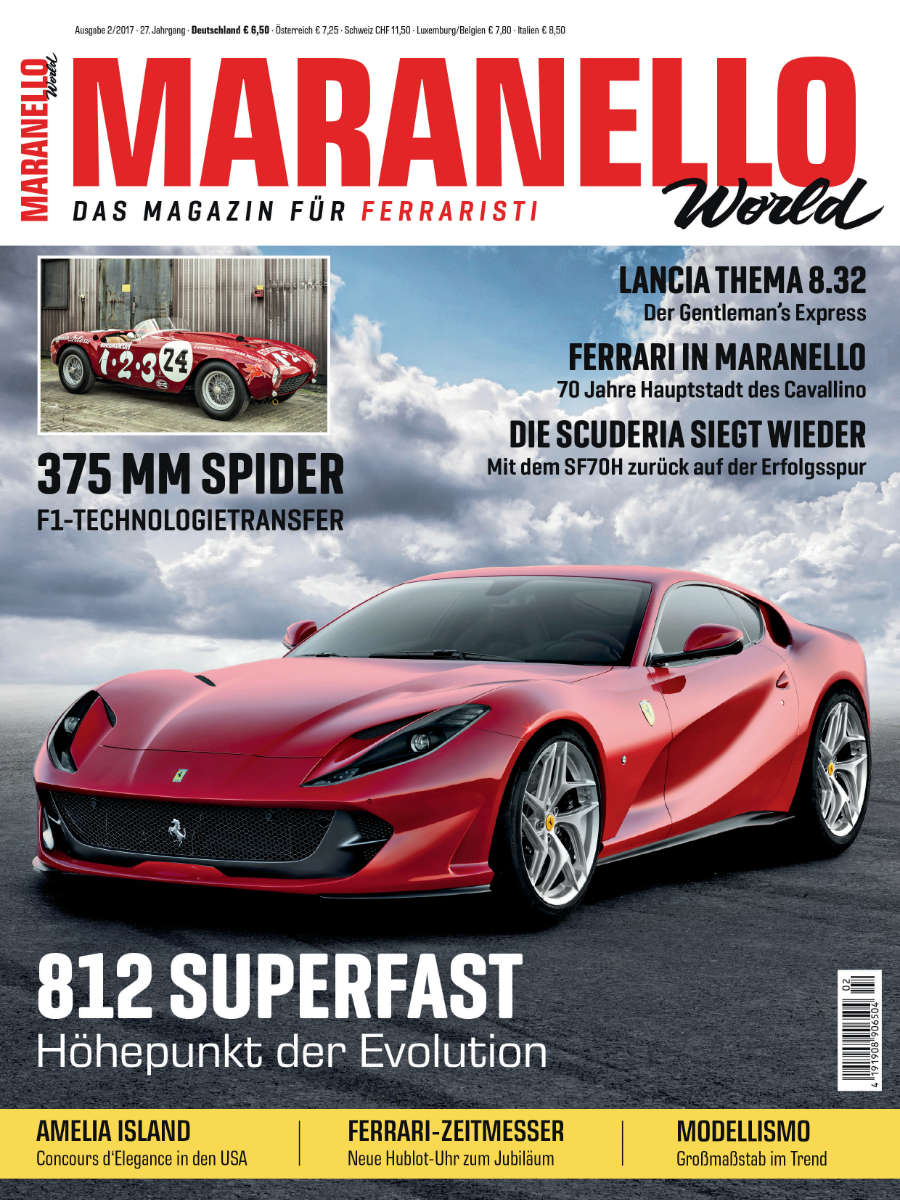Maranello World Ausgabe 105