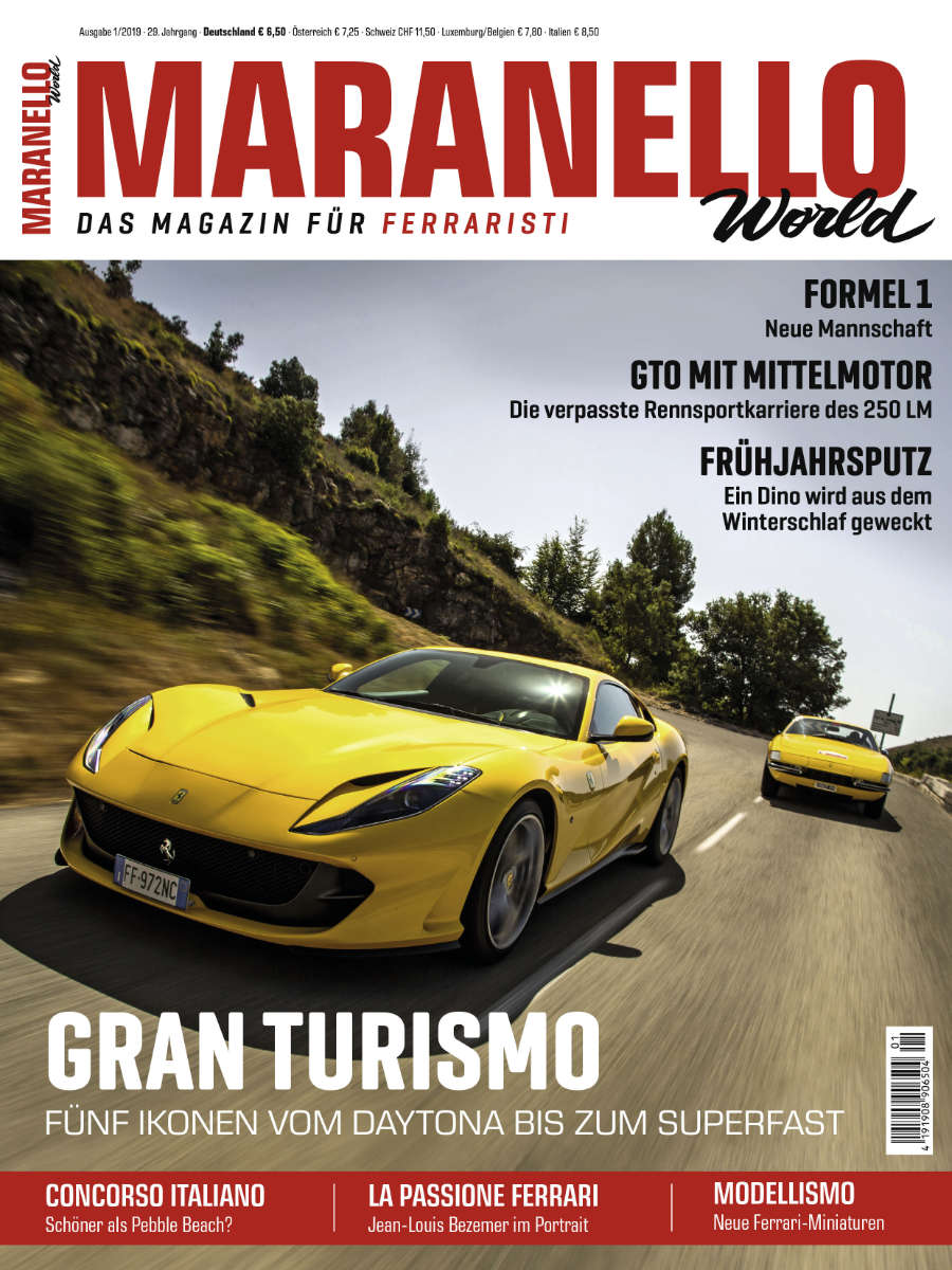 Maranello World Ausgabe 112