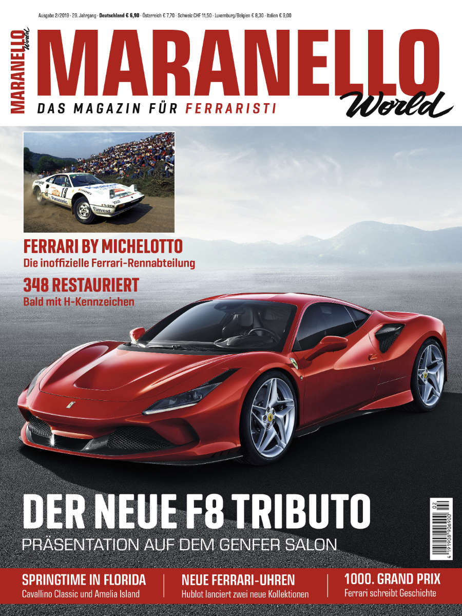 Maranello World Ausgabe 113