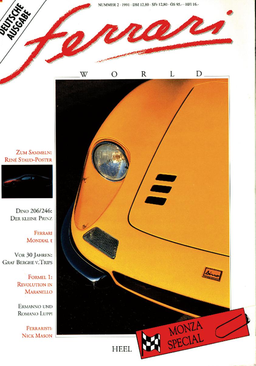 Ferrari World Ausgabe 2