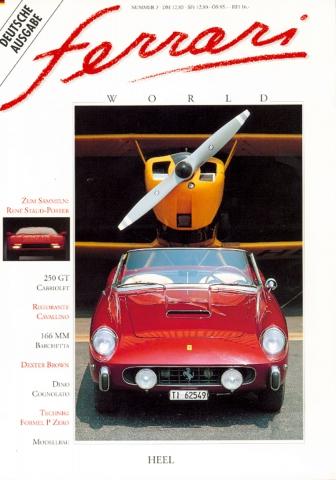 Ferrari World Ausgabe 3