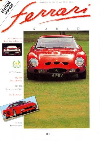 Ferrari World Ausgabe 4