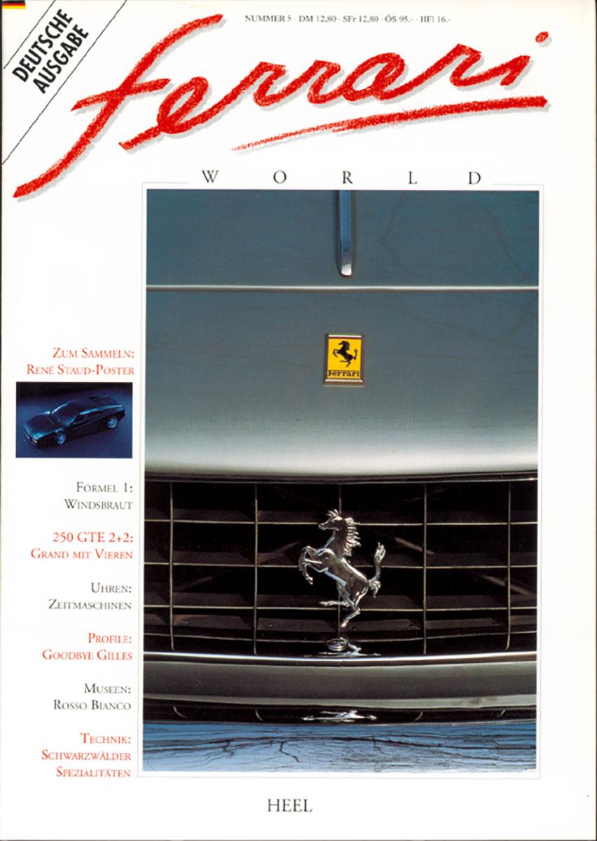 Ferrari World Ausgabe 5