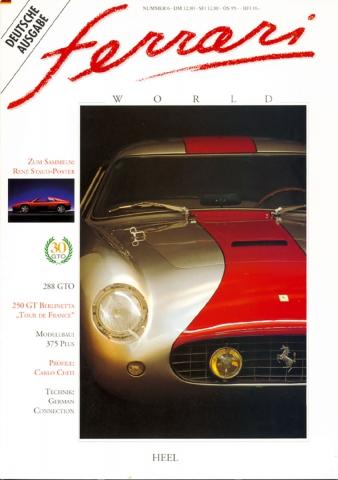 Ferrari World Ausgabe 6