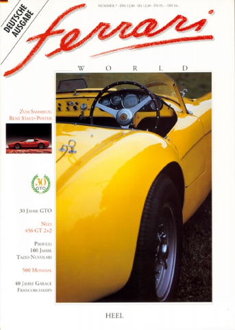 Ferrari World Ausgabe 7