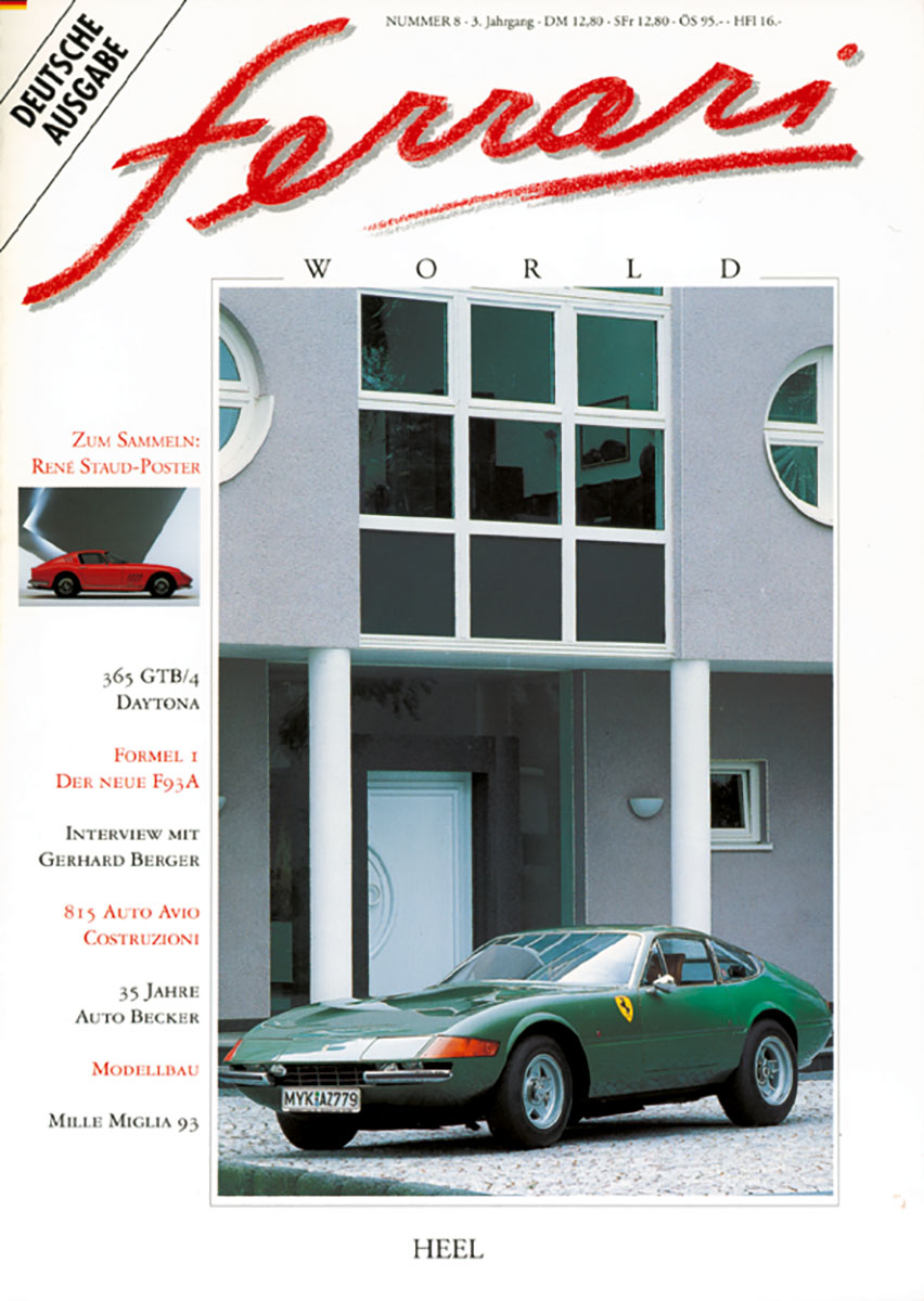 Ferrari World Ausgabe 8