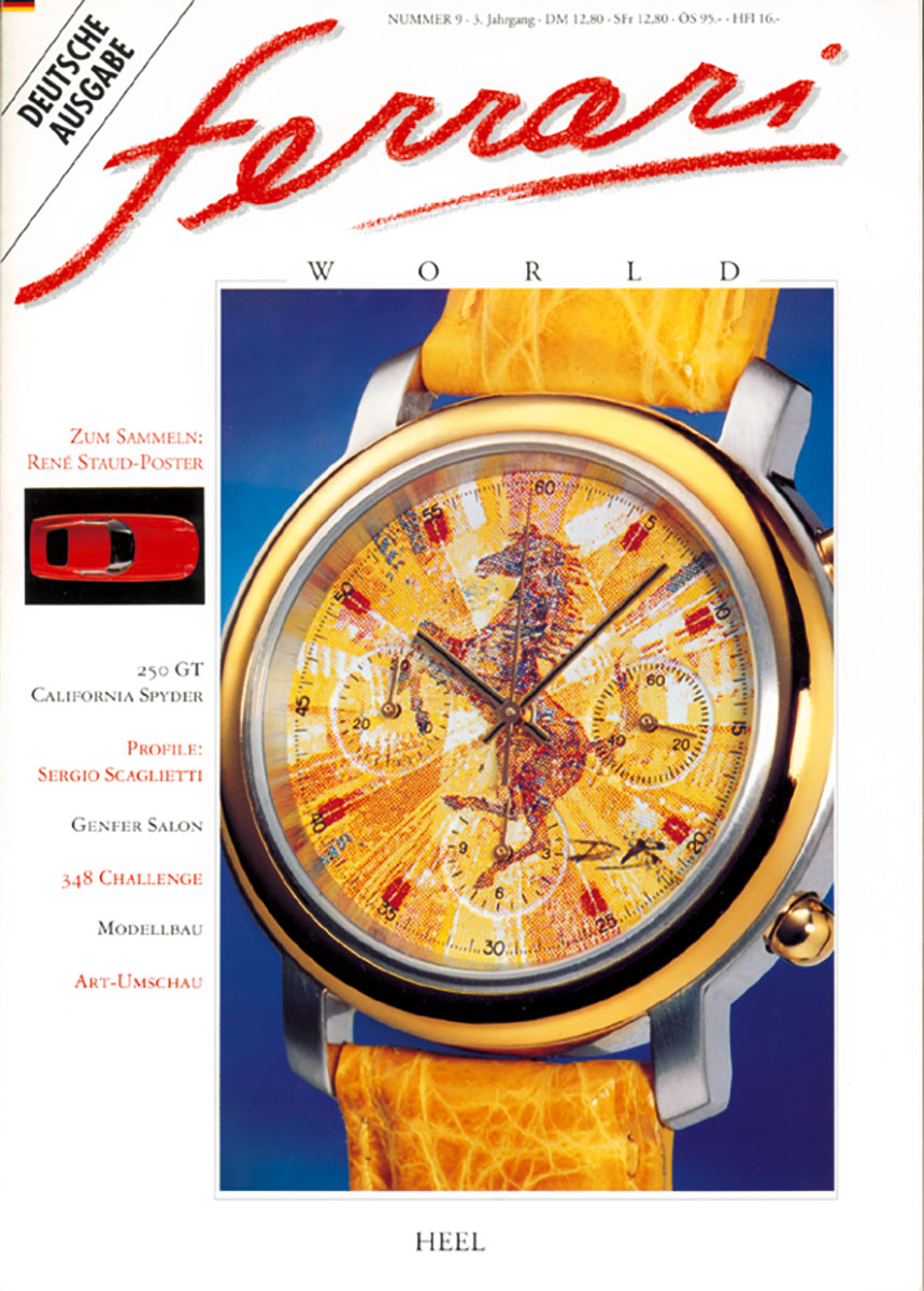 Ferrari World Ausgabe 9