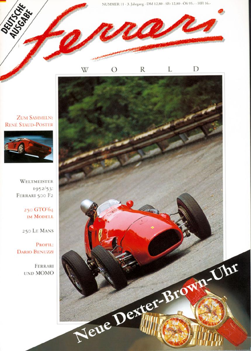 Ferrari World Ausgabe 11