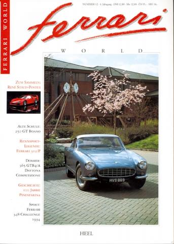 Ferrari World Ausgabe 12