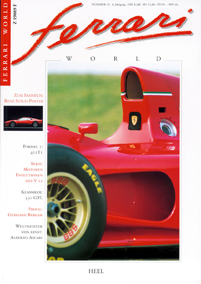Ferrari World Ausgabe 13