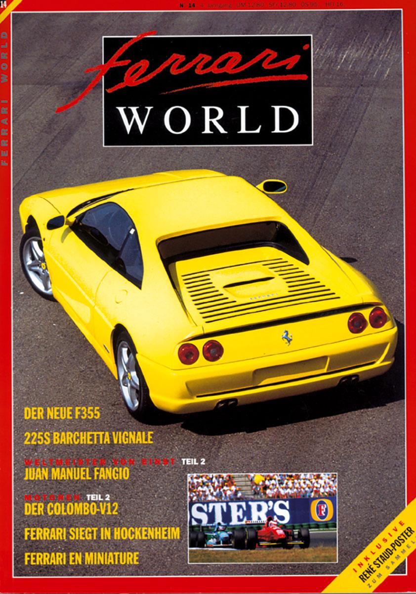 Ferrari World Ausgabe 14
