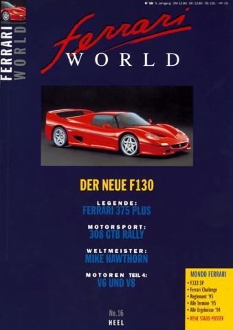 Ferrari World Ausgabe 16