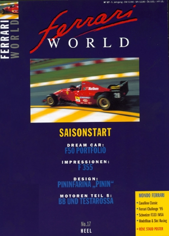 Ferrari World Ausgabe 17