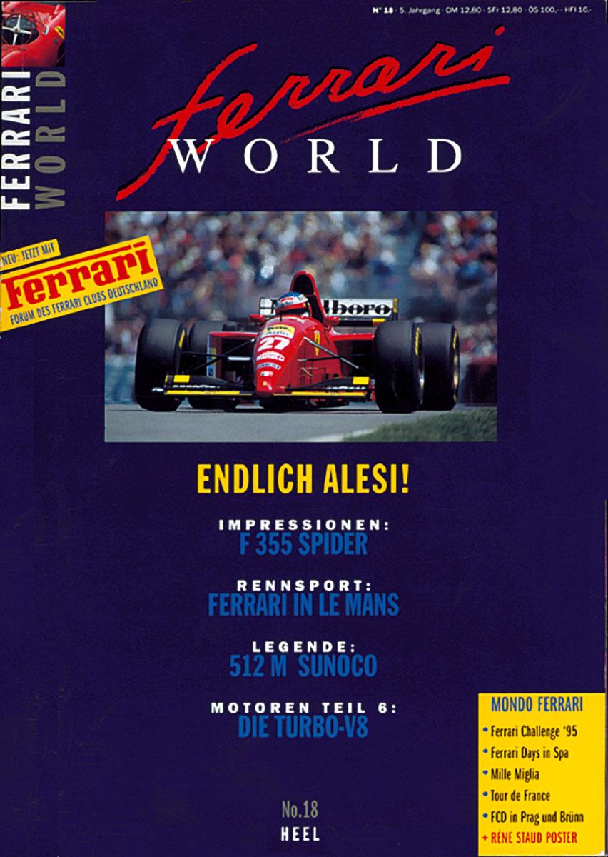 Ferrari World Ausgabe 18