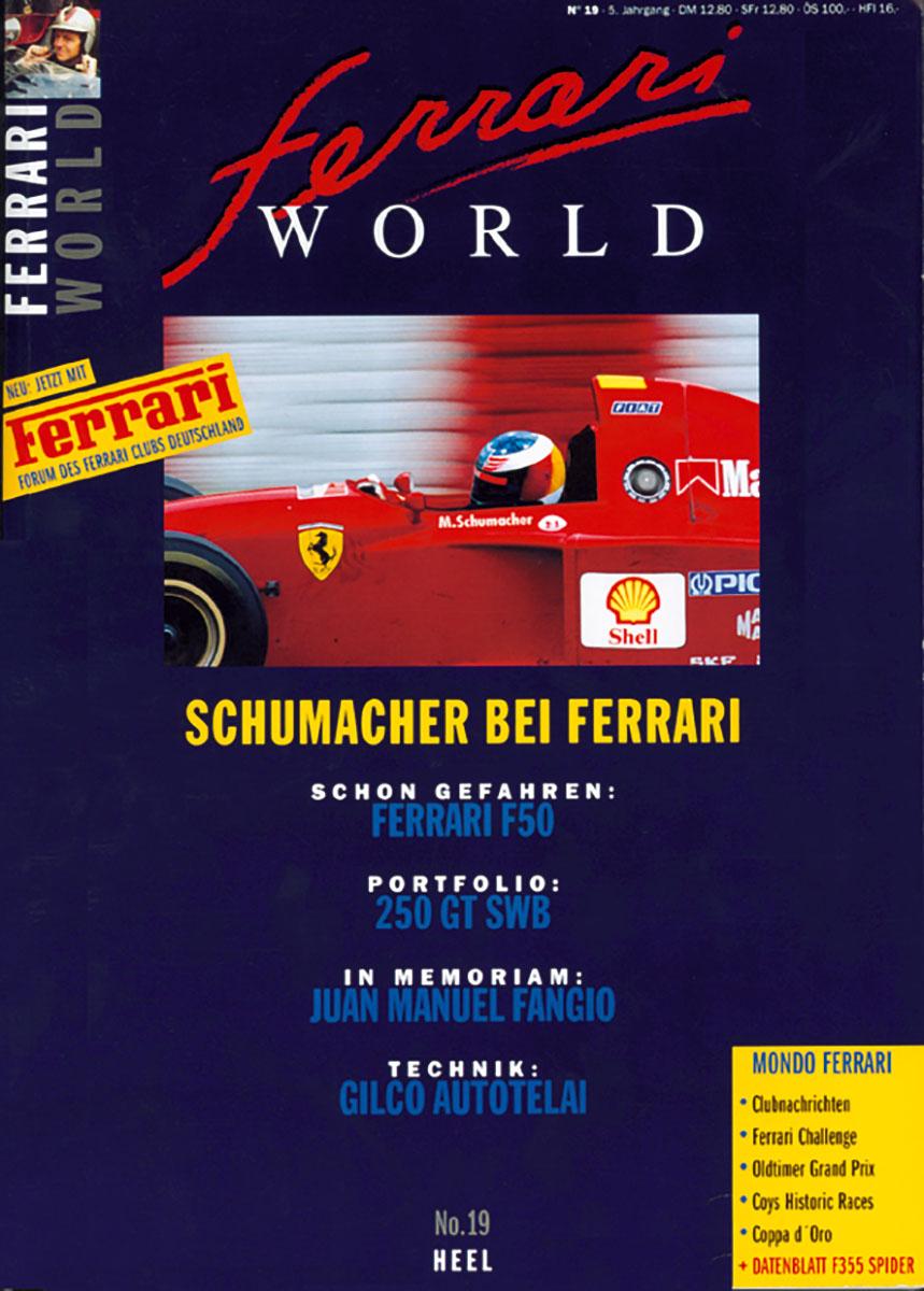 Ferrari World Ausgabe 19