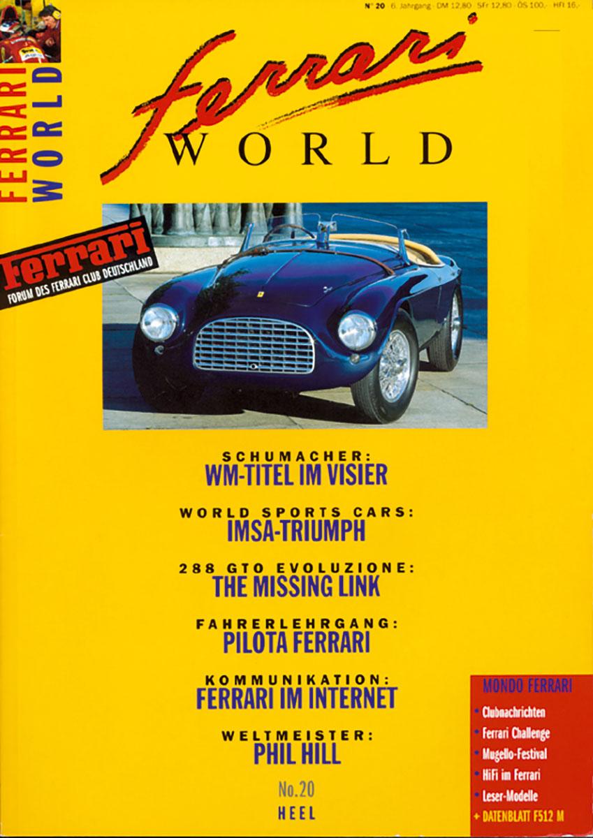 Ferrari World Ausgabe 20
