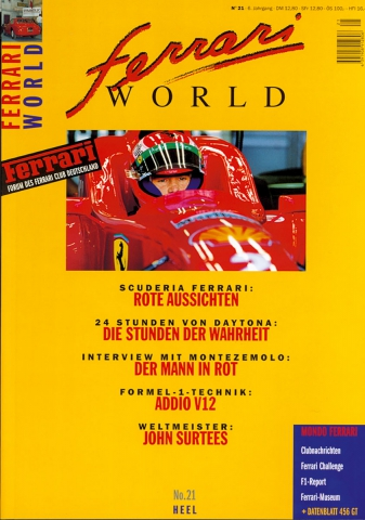 Ferrari World Ausgabe 21