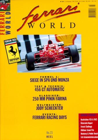 Ferrari World Ausgabe 23