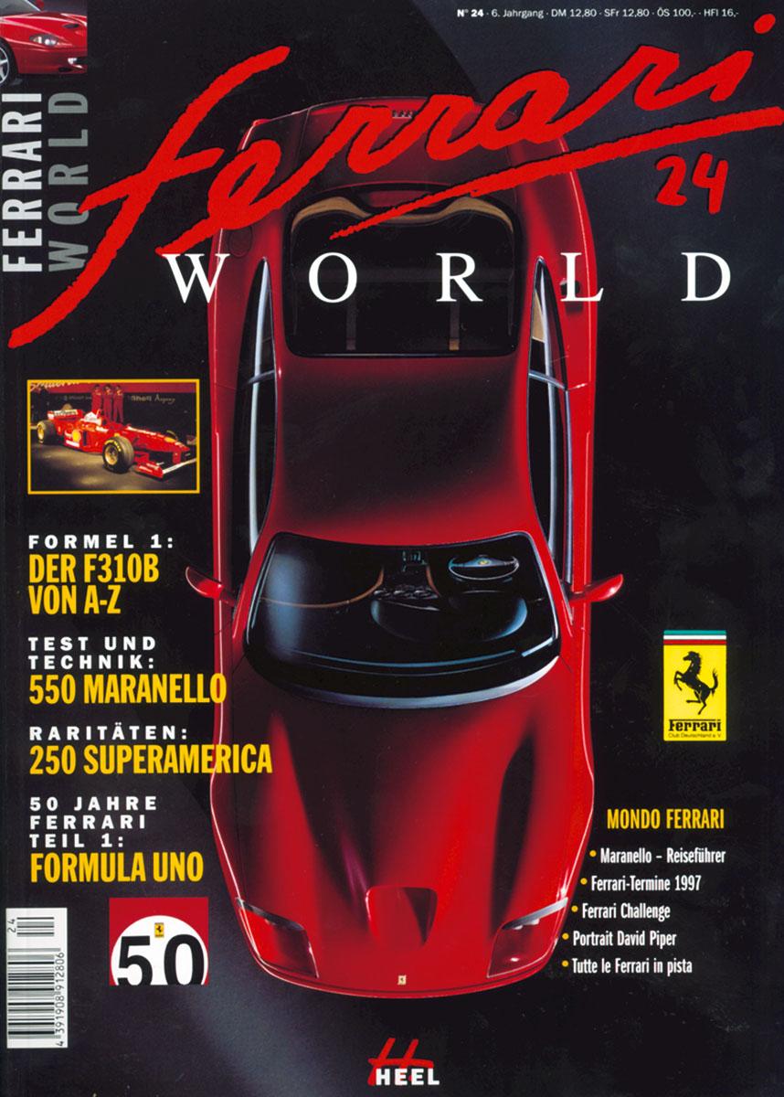 Ferrari World Ausgabe 24