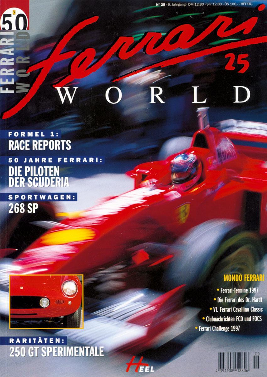 Ferrari World Ausgabe 25
