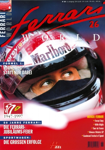 Ferrari World Ausgabe 26