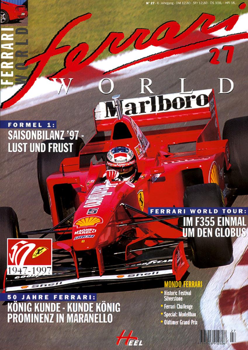 Ferrari World Ausgabe 27