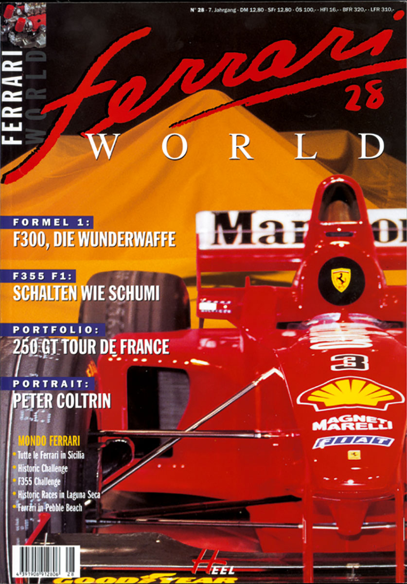 Ferrari World Ausgabe 28