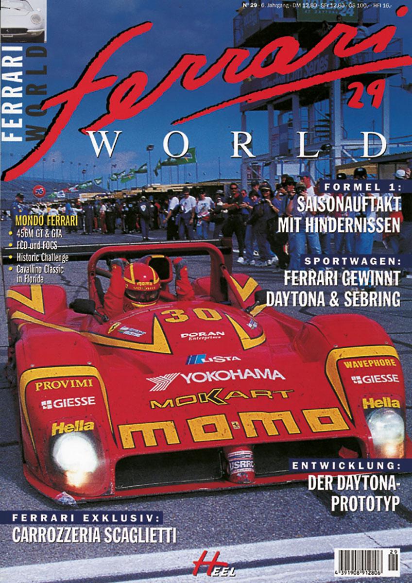 Ferrari World Ausgabe 29