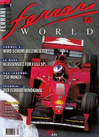 Ferrari World Ausgabe 30