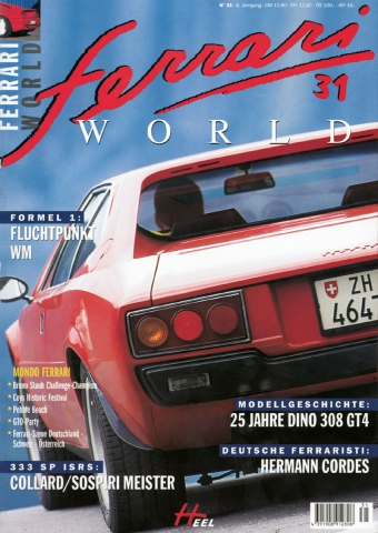 Ferrari World Ausgabe 31