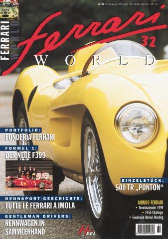 Ferrari World Ausgabe 32