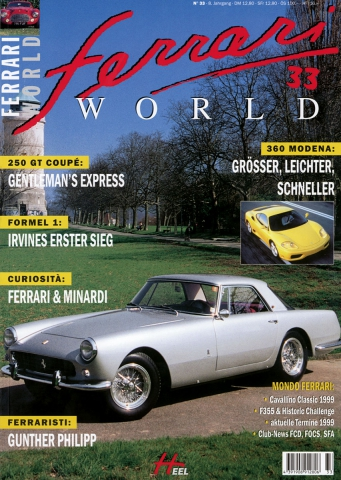 Ferrari World Ausgabe 33