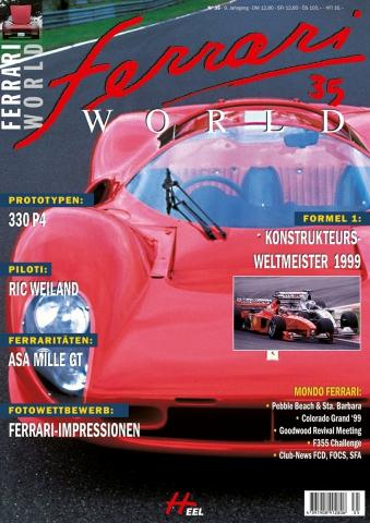 Ferrari World Ausgabe 35