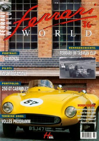Ferrari World Ausgabe 36
