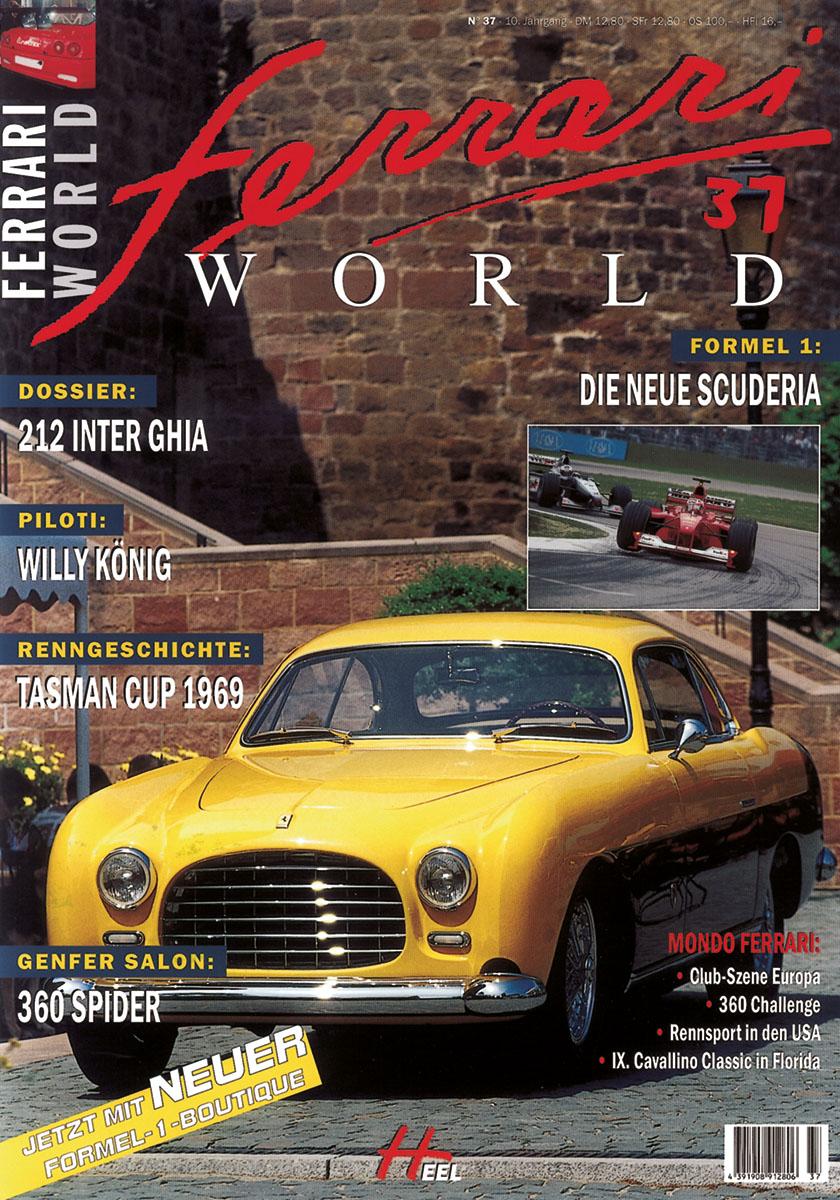 Ferrari World Ausgabe 37