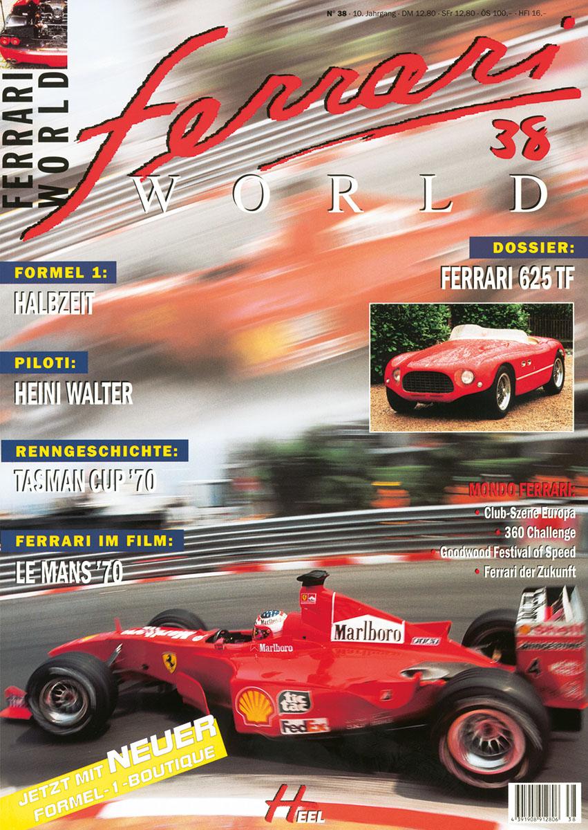Ferrari World Ausgabe 38