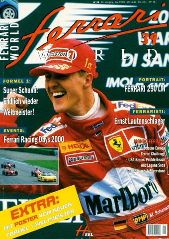 Ferrari World Ausgabe 39