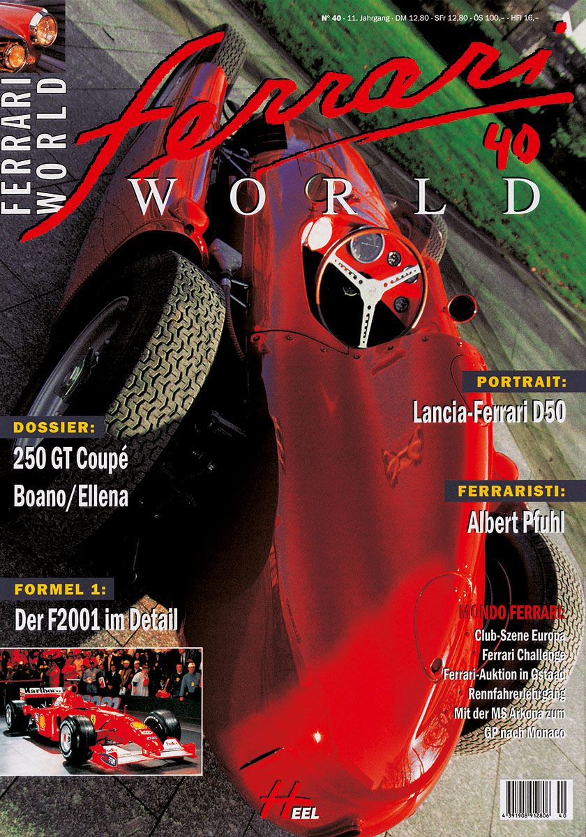Ferrari World Ausgabe 40