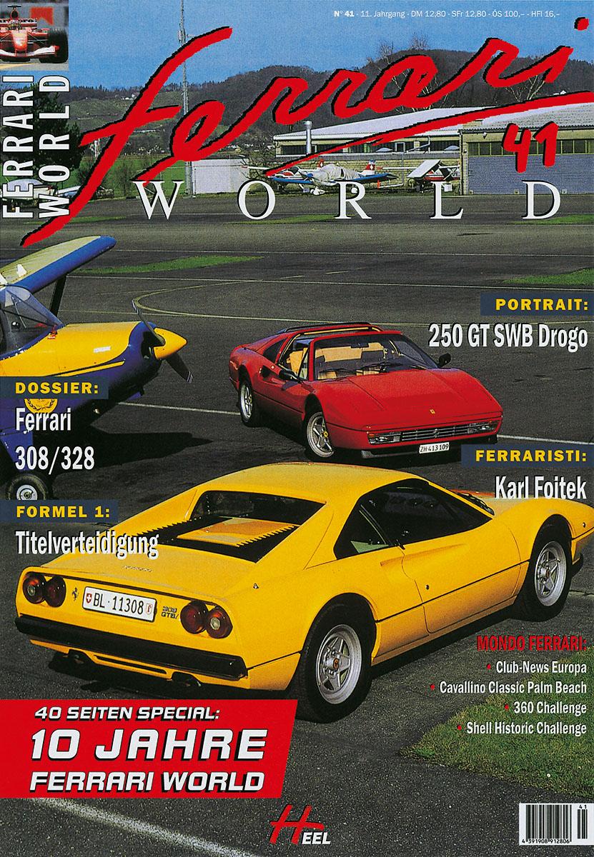 Ferrari World Ausgabe 41