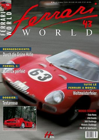 Ferrari World Ausgabe 43