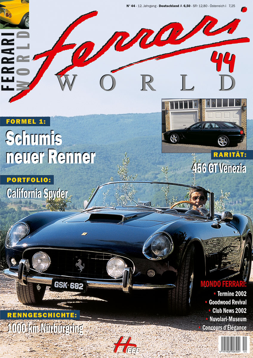 Ferrari World Ausgabe 44