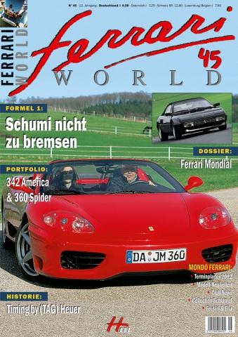 Ferrari World Ausgabe 45