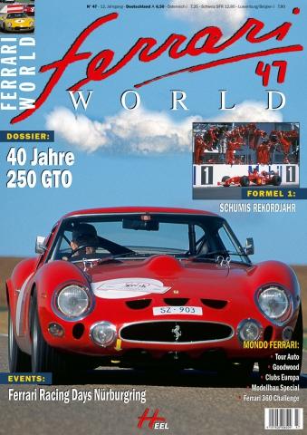 Ferrari World Ausgabe 47