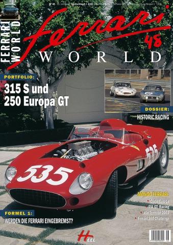 Ferrari World Ausgabe 48