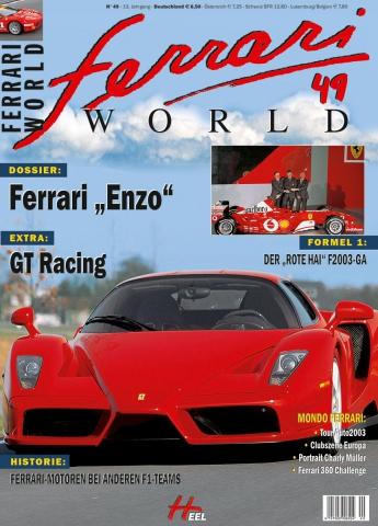Ferrari World Ausgabe 49