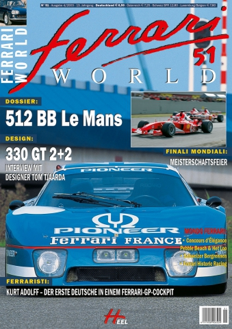 Ferrari World Ausgabe 51