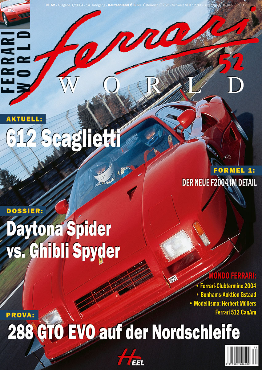 Ferrari World Ausgabe 52