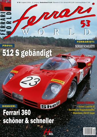 Ferrari World Ausgabe 53