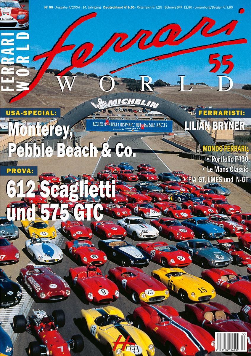 Ferrari World Ausgabe 55