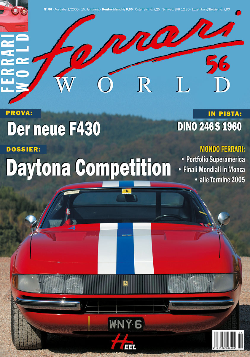 Ferrari World Ausgabe 56